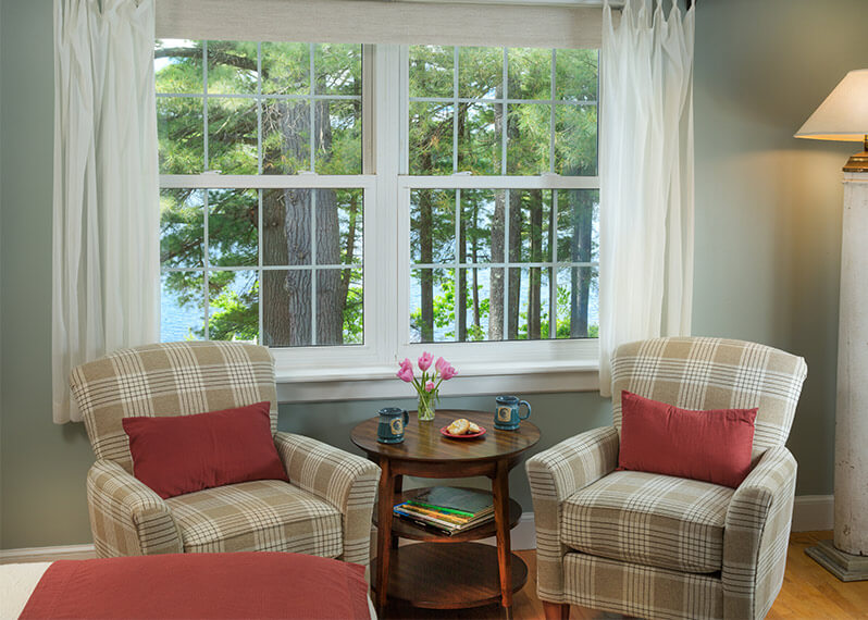 Chairs in Moosehead Lake Room