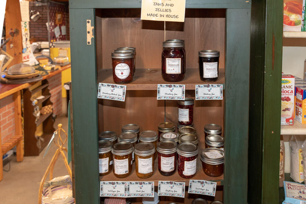 Nezinscot Farm Homemade Jams