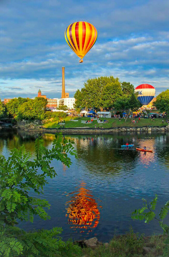 Lewiston Balloon Festival