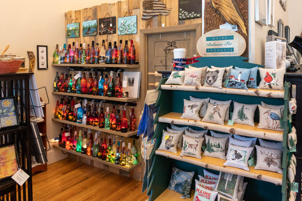 Hand Made Local Norway Maine Gifts