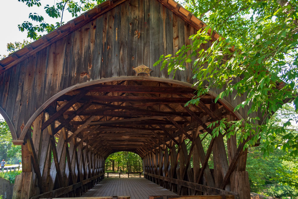 Sunday River Covered Bridge