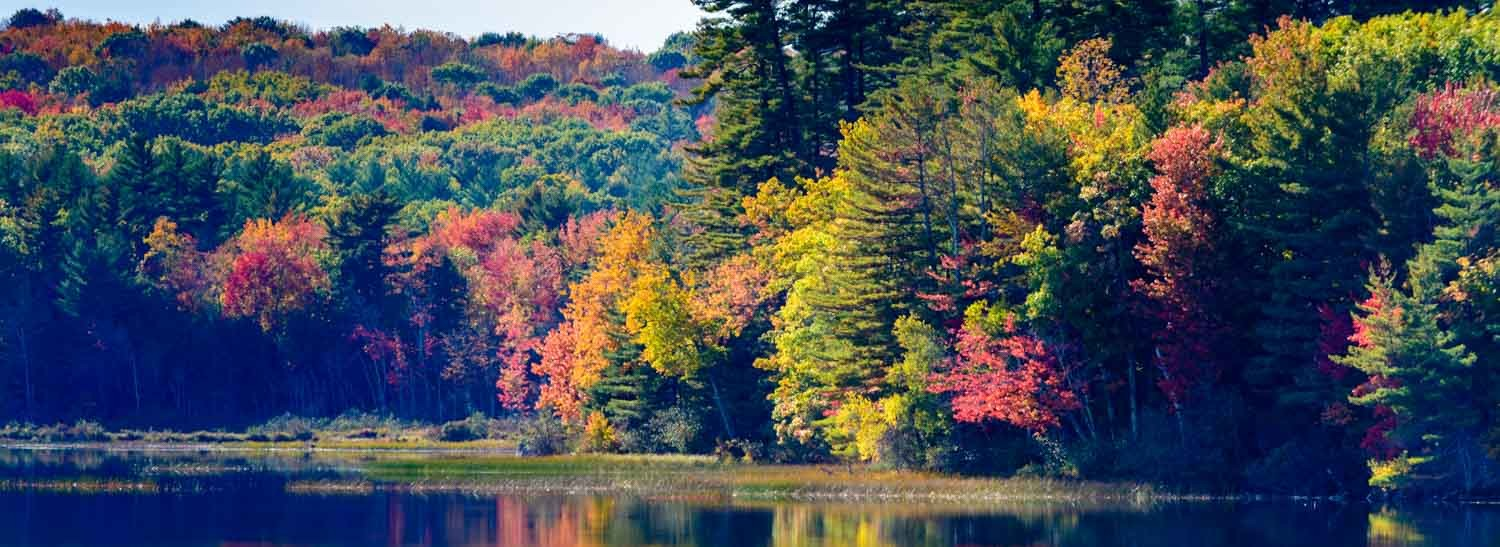 Fall hikes in Maine