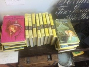 Antiquing Nancy Drew