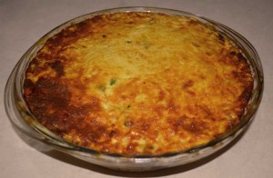 Rich and Creamy Quiche
