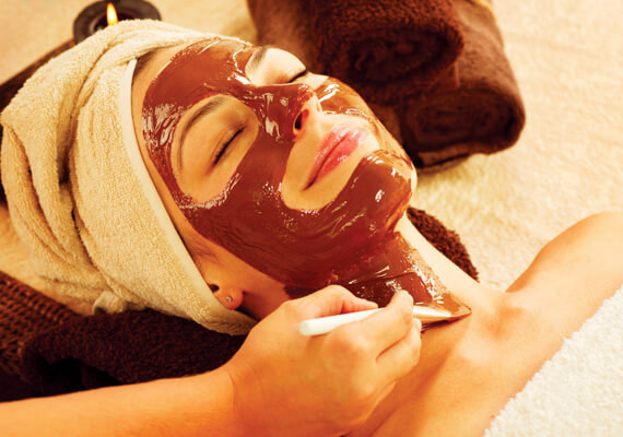 Chocolate Facial Maine Spa Treatment