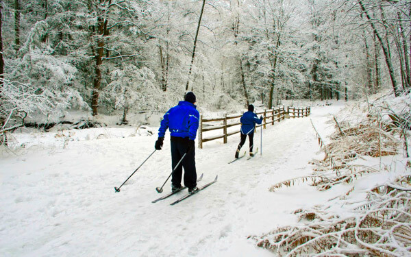 Pineland Farms Cross Country Skiing