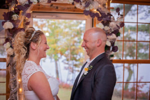 Elope in Maine - Couple