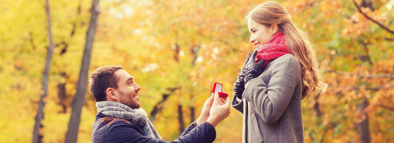 romantic Maine engagement locations