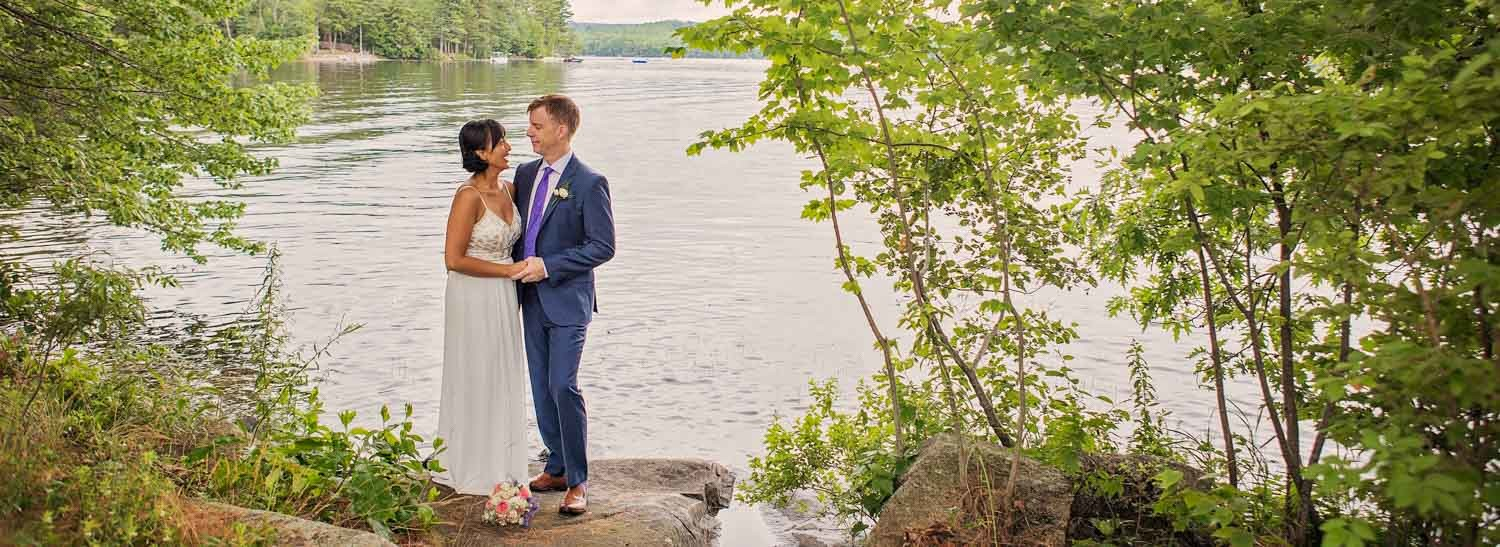 Elopements And Romance By The Lake