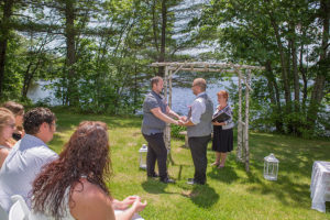 Gay Friendly Elopement in Maine - Outdoors