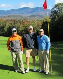 Maine golf getaways
