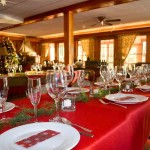 Private events at a retreat center in Maine