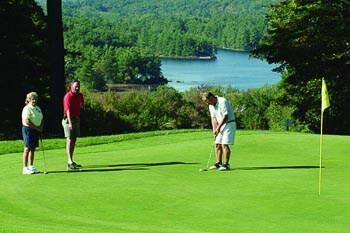 Maine Golf Courses