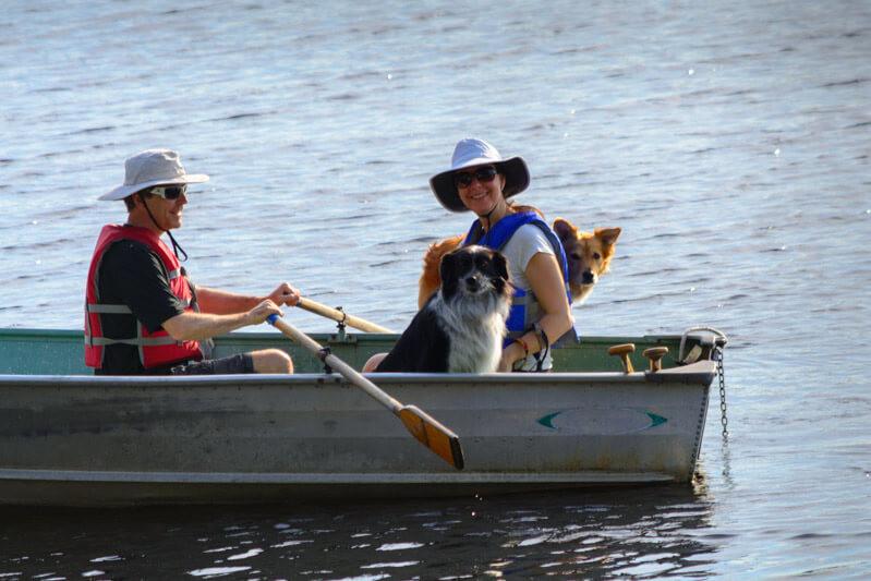 Romantic Lake Getaways in Maine