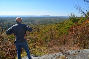 Recreation hikes with views of Sebago Lake and the Presidential Range of the White Mountains.