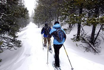Snowshoeing-Package