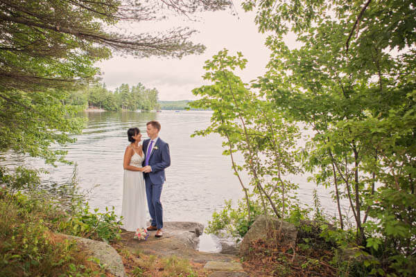 Intimate Weddings in Maine