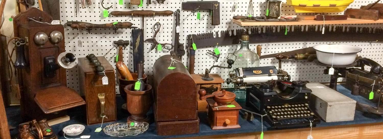 flea market antiques