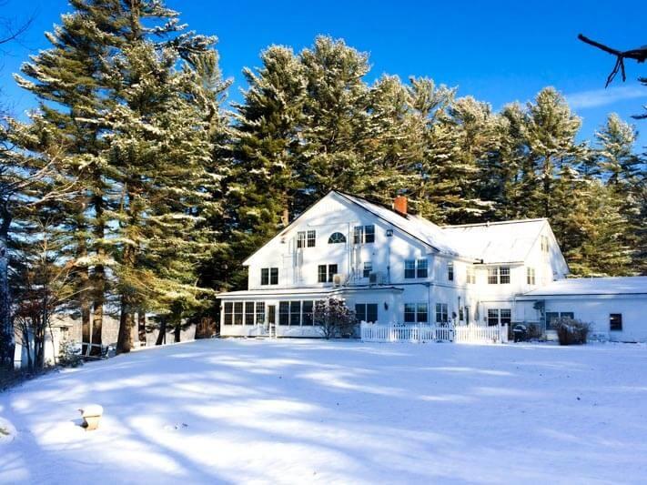 Wolf Cove Inn on Maine Maple Sunday