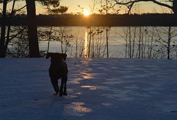 Maine winter getaways