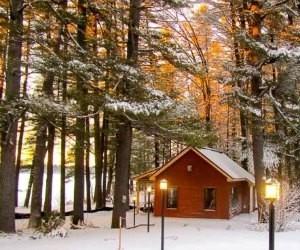 Eagle's Nest Cabin at Wolf Cove Inn
