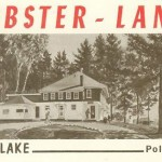 Lobster Land sign