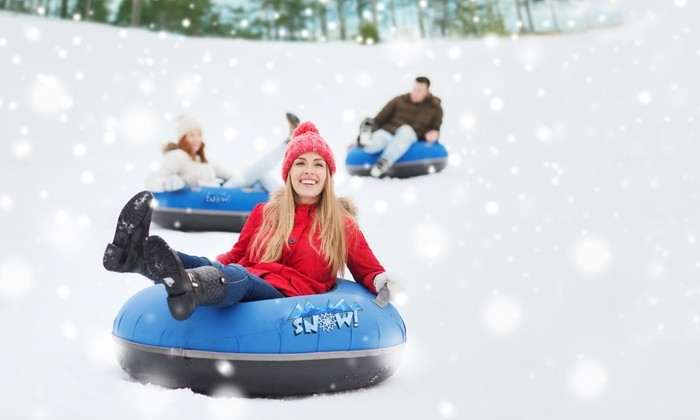 Snow Tubing Winter Activities