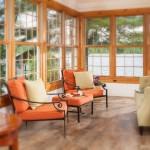 The common area Sunroom