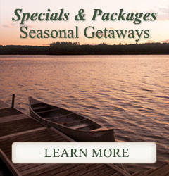 Wolf Cove Inn Specials & Packages